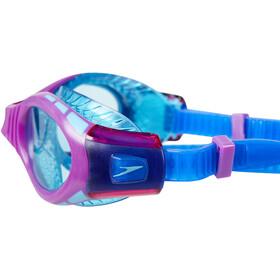 speedo Futura Biofuse Flexiseal - Gafas de natación Niños - rosa/azul